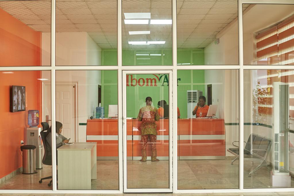 Ibom Air City Travel Centre
