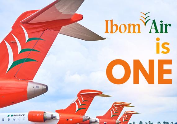 Ibom Air Is One - Ibom Air Anniversary