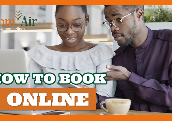 How To Book on IbomAir.com - Step-by-Step