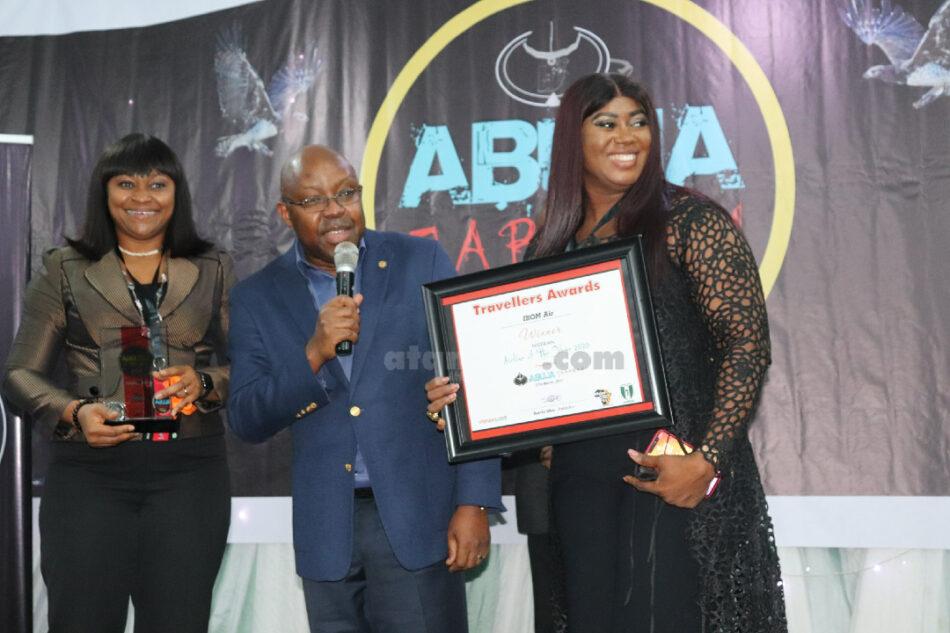 Ibom Air wins Best Airline in Nigeria