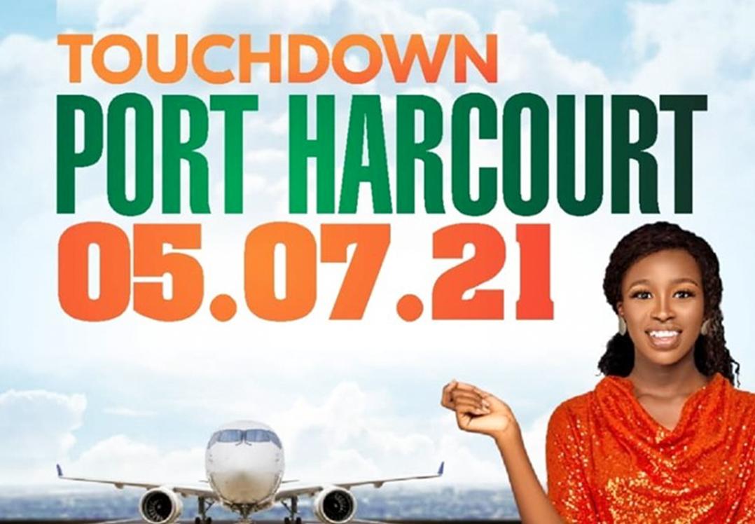 ibom air port harcourt launch